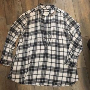 American Eagle Plaid Shirt XL